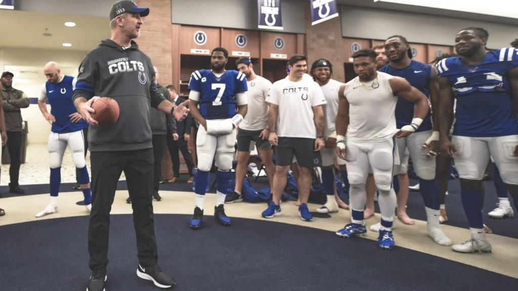 Five things learned from the Indianapolis Colts...
