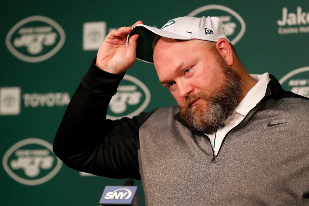 Joe Douglas' Jets rebuild could be far bigger than...