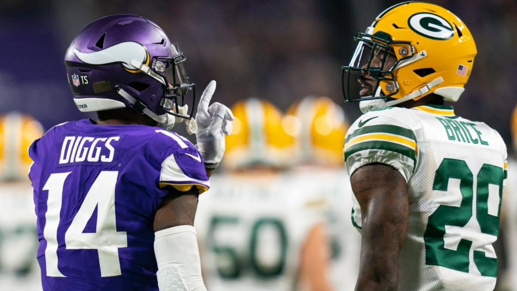 Vikings-Packers Expected to Be Close