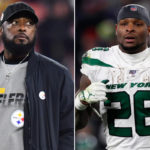 'No relationship' with Jets' Le'Veon Bell