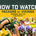 How to stream, watch Packers-Vikings game on TV