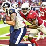 Cardinals Can't Slow Rams' Passing Game In Loss