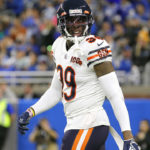 Eddie Jackson gearing up to face ex-college...