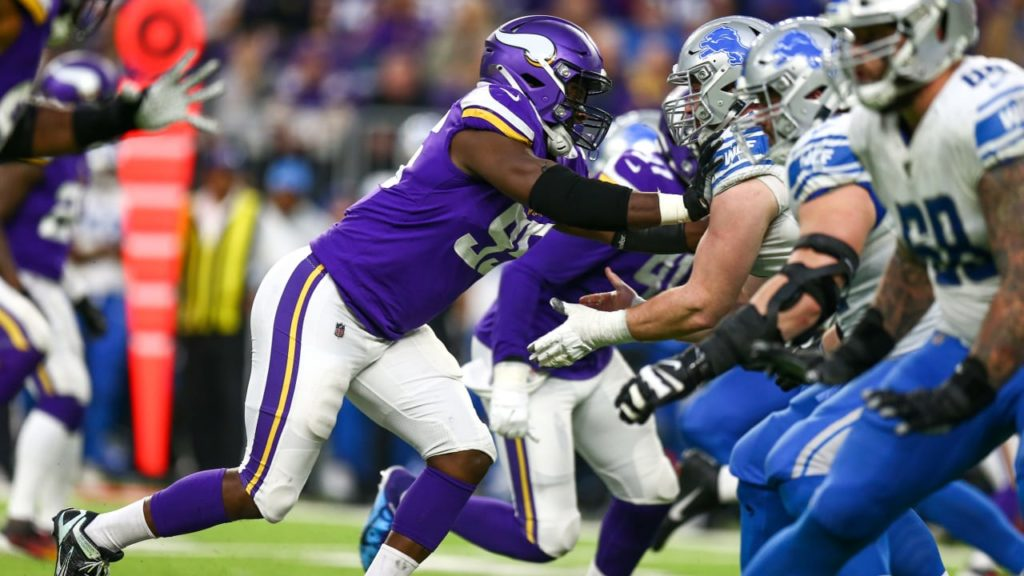 Zimmer Likes Vikings Ability to 'Find Different...