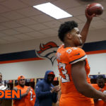 Dre'Mont Jones nominated for Rookie of the Week...