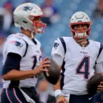 New England Patriots' Jarrett Stidham comments on...