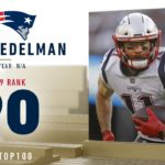 #90: Julian Edelman (WR, Patriots) | Top 100...