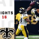 Steelers vs. Saints Week 16 Highlights | NFL...