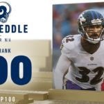 #100: Eric Weddle (S, Rams) | Top 100 Players...