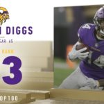 #73: Stefon Diggs (WR, Vikings) | Top 100...