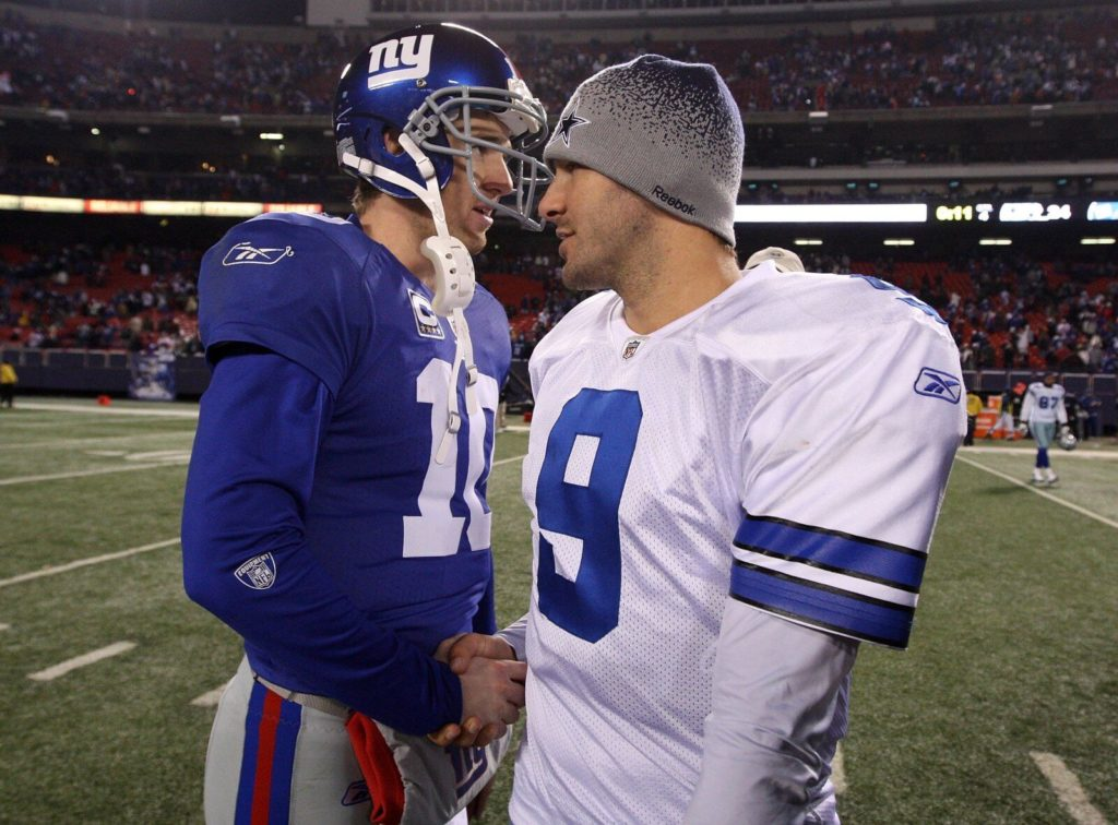How about just one more game Eli Manning?