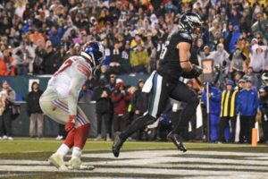 Eagles Tight End Zach Ertz Has Yet to Be Cleared...