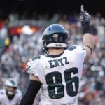 Eagles Rule Out TE Zach Ertz for Sunday's Regular...