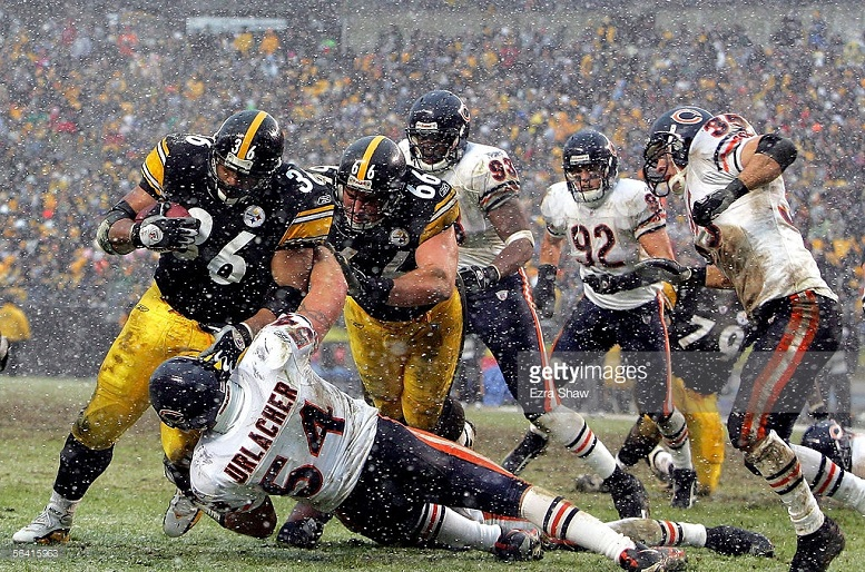 Brian Urlacher On Alan Faneca: 'He Was The Guy Up...