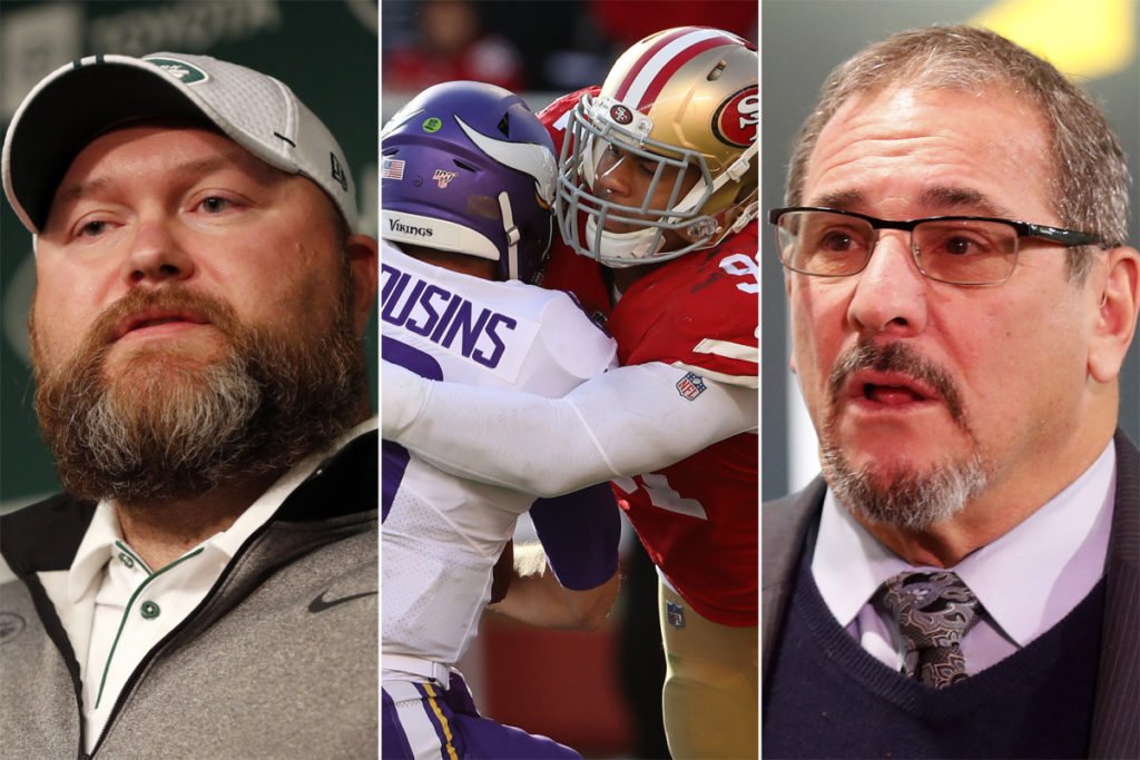 Jets, Giants must follow 49ers' blueprint to...