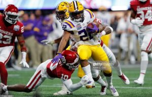 2020 NFL Draft Player Profiles: LSU RB Clyde...