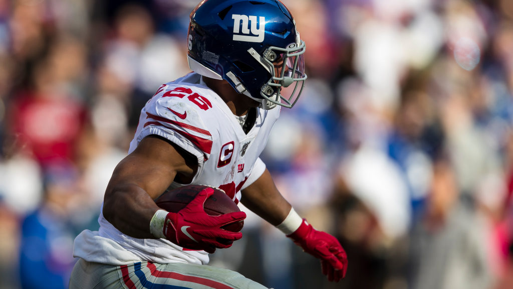 Saquon Barkley unlikely to suffer same fate as me