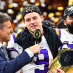 Joe Burrow, and his father, tired of talking –...