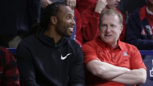 Larry Fitzgerald Moves To NBA As Part Owner Of...