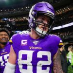 Rudolph, Vikings Have Shifted Full Focus to 49ers