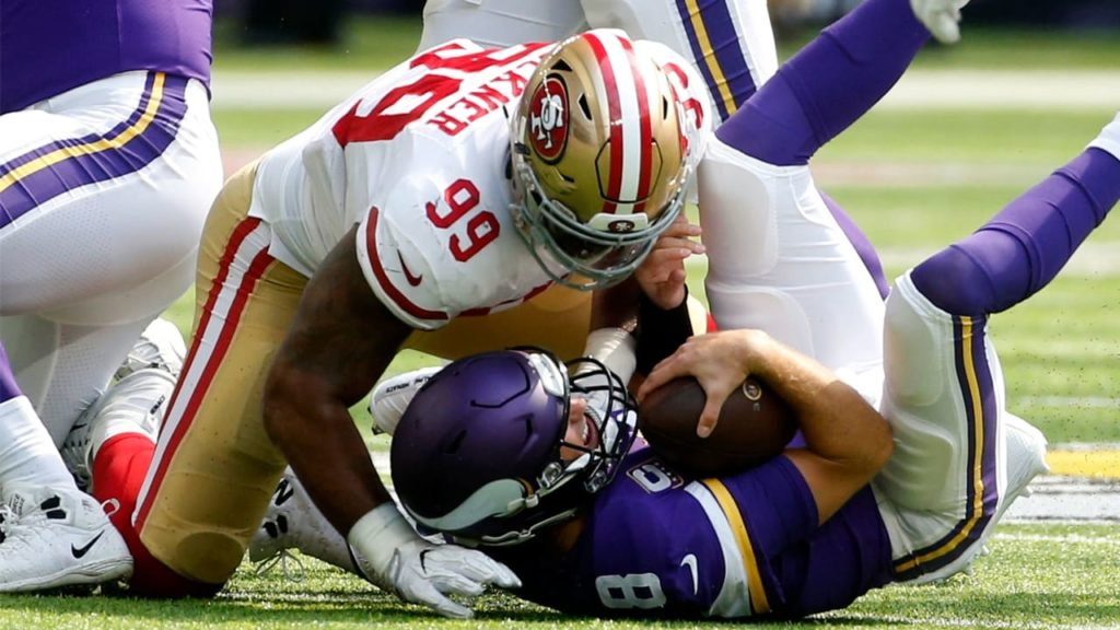 49ers Keys to Stopping Kirk Cousins and Vikings...