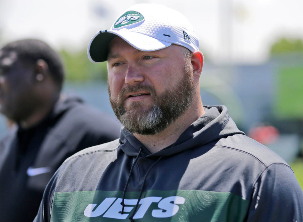 Joe Douglas' first big chance to rebuild Jets is...