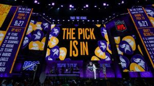 Vikings Have 25th Overall Pick in 2020