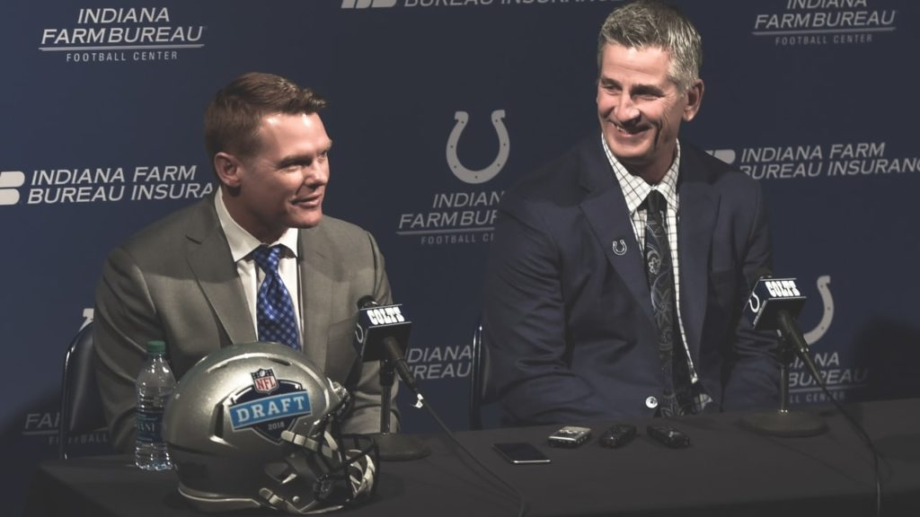 The Indianapolis Colts will remain focused on...