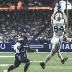 Indianapolis Colts tight end Jack Doyle was...