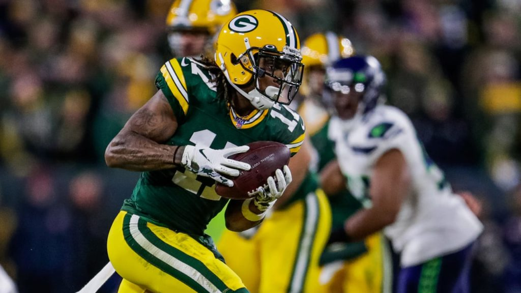 Davante Adams making new inroads – with his QB and...