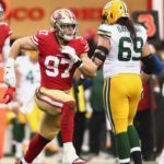 49ers' dominant defensive line set the tone for...