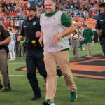Matt Rhule atop New York Giants' wish list, but...