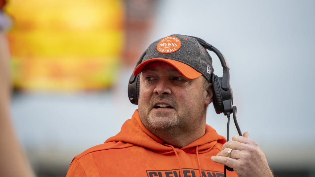 Report: Giants to hire Freddie Kitchens as tight...