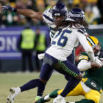 Shaquill Griffin 3rd Seahawk named to the 2020 Pro...