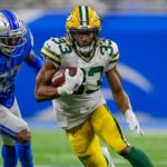 Aaron Jones is refreshed and ready to roll