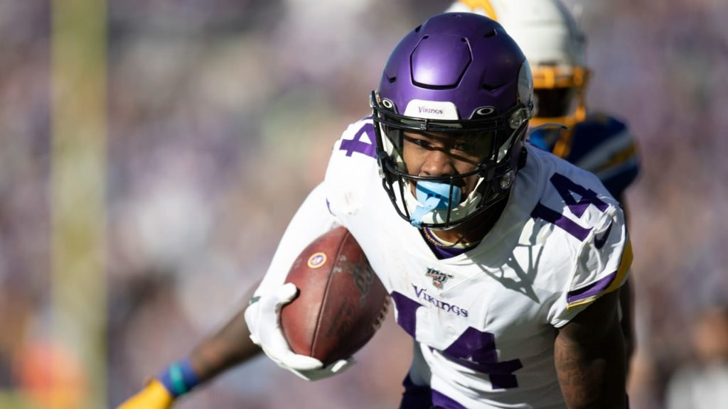 Diggs Included in ESPN's 2019 'Advanced Stats...