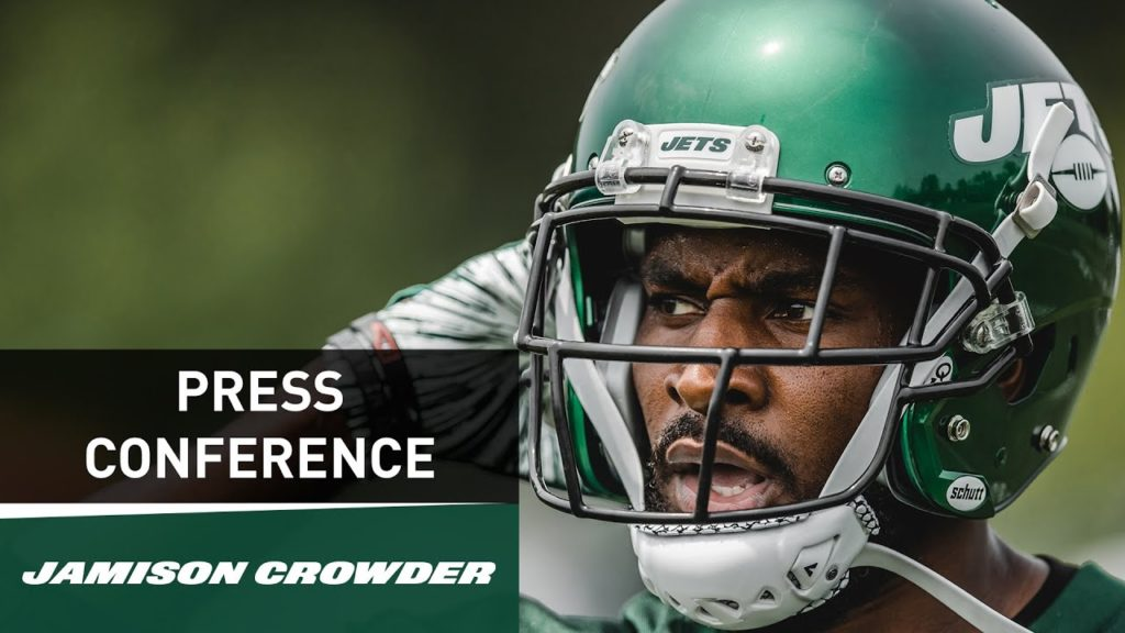 Jamison Crowder Press Conference (7/27) | New...
