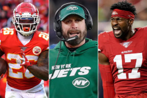 Adam Gase's ex-players urge Jets fans to relax