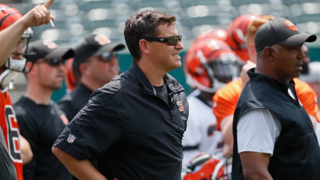 Bill Lazor eager to begin working with Mitchell...