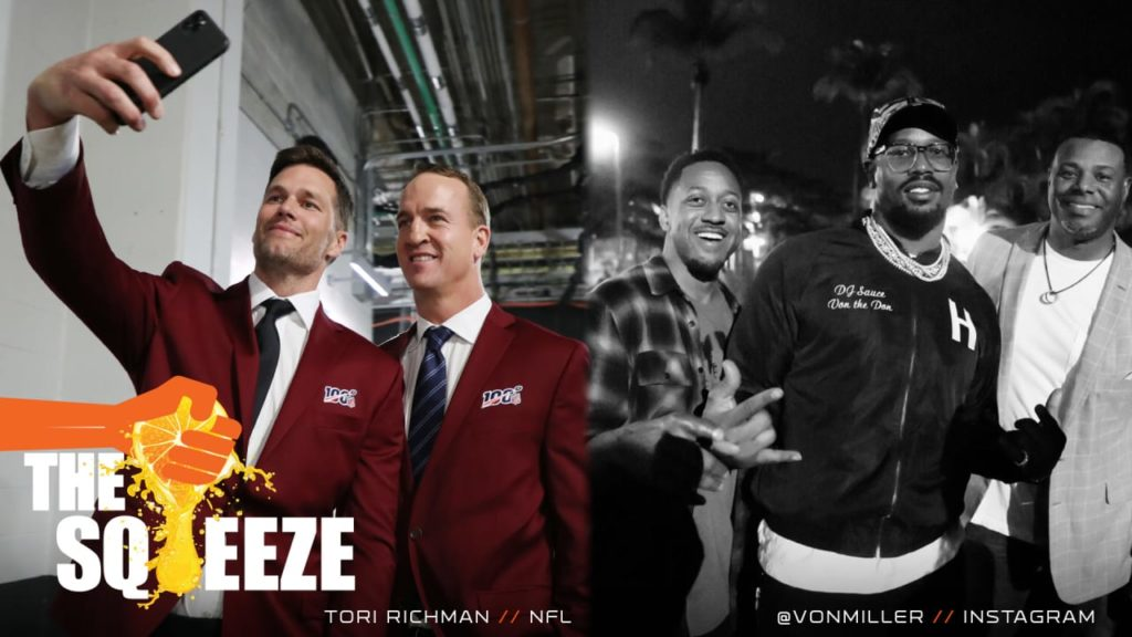 The Squeeze: The Broncos' wild week at Super...