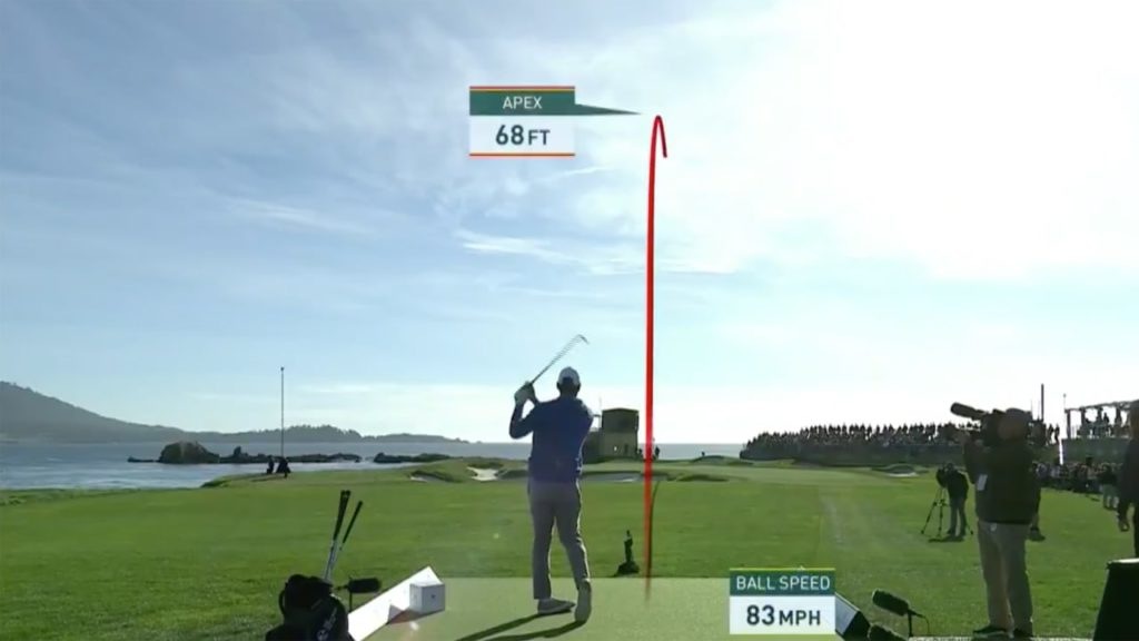 Aaron Rodgers off to good start at Pebble Beach...