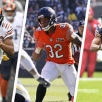 Three Bears ranked among top fantasy players