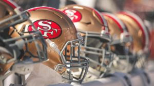 49ers Sign 14 Free Agents