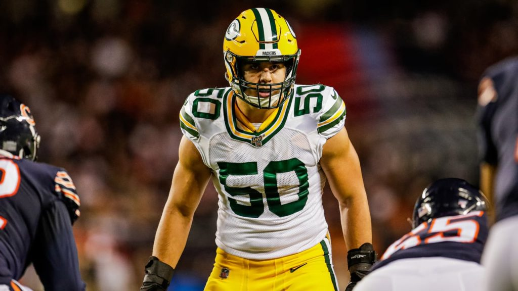 Green Bay is 'special place' to Blake Martinez