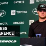 Sam Darnold Press Conference (7/27) | New York...