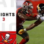 Steelers vs. Buccaneers Week 3 Highlights |...