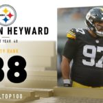 #88: Cameron Heyward (DE, Steelers) | Top 100...