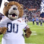 5-year-old's fear of Chicago Bears mascot Staley...