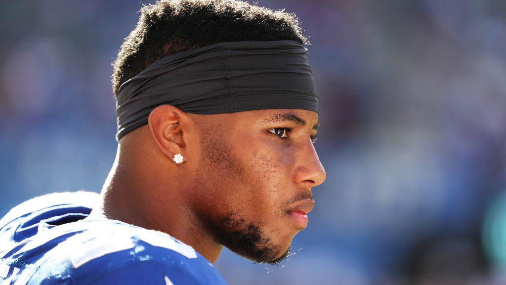 'Mutant' Saquon Barkley poised for huge year