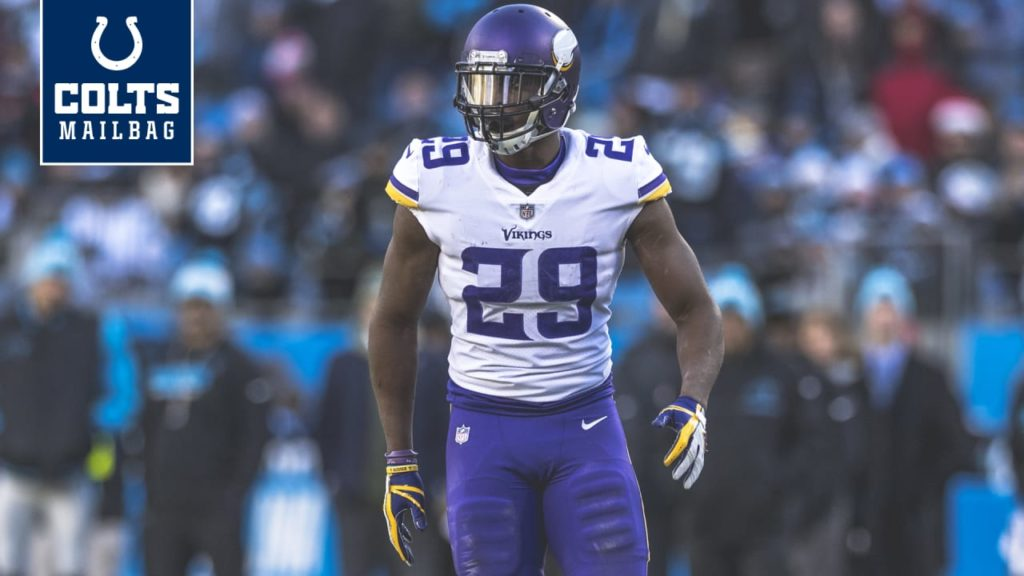 Questions on new CB Xavier Rhodes, why so many...